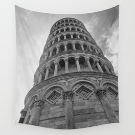 Leaning Tower of Pisa Wall Tapestry