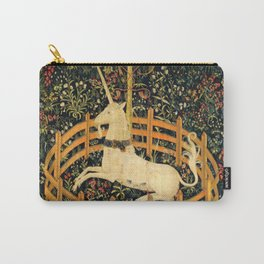 The Unicorn In Captivity Original Carry-All Pouch