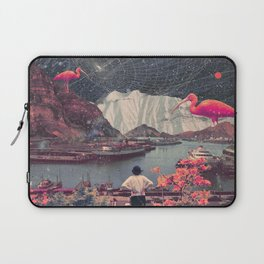 My Choices left me Alone Laptop Sleeve