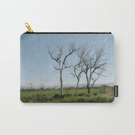 Trees from the car Carry-All Pouch