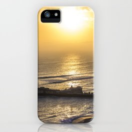 Sunset in Lima Peru iPhone Case