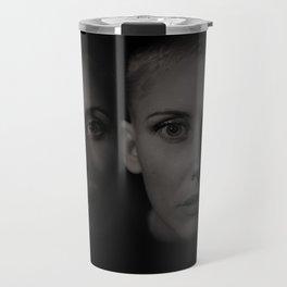 Twin sisters Travel Mug