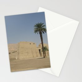 Temple of Medinet Habu, no.1 Stationery Cards