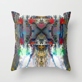 Akin to recalling, instead; understood mimicry. 07 Throw Pillow