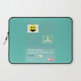 Emoji Laptop Sleeve