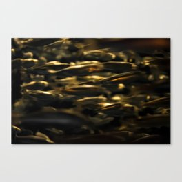 An Army Of Herring Canvas Print