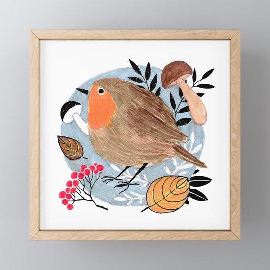 Robin by ullathynell