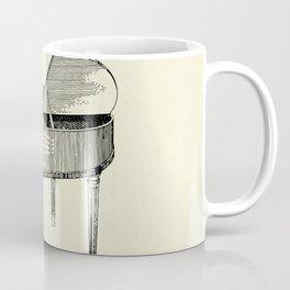 Piano-1937 Coffee Mug