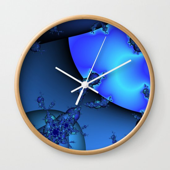 Into Another Dimention  Wall Clock