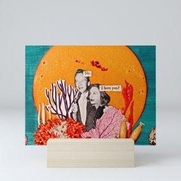 You are Far From Boring Mini Art Print