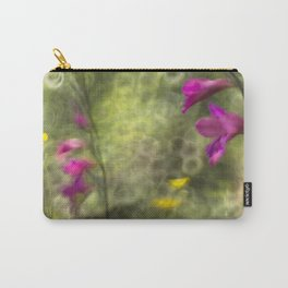 Gladioli and buttercup Carry-All Pouch