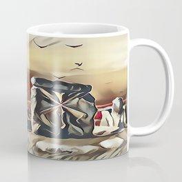 The Equinox at Stonehenge Coffee Mug