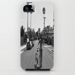 freya palm iPhone Case