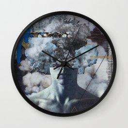 Blew My Mind Wall Clock