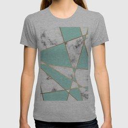 Marble Geometry 055 T-shirt