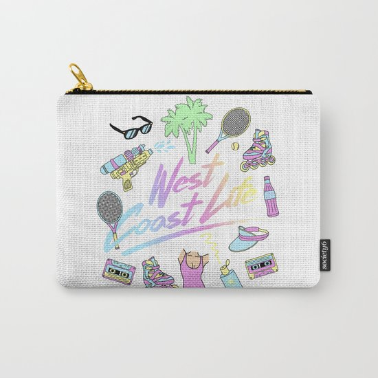 West Coast Life #2 Carry-All Pouch
