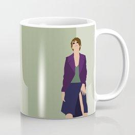 GIRL 01. Coffee Mug