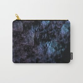 Abstract landscape material structure grunge art design colorful intricate pattern textured backgrou Carry-All Pouch