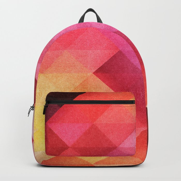 Fall pattern Backpack