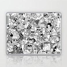 Power up Laptop & iPad Skin