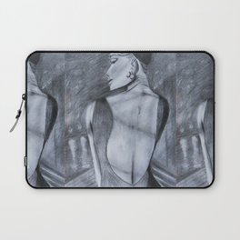 Lady by the Lake Laptop Sleeve