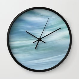 AQUA VITA dyptych, part I Wall Clock
