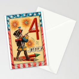 Fourth of July Stationery Cards