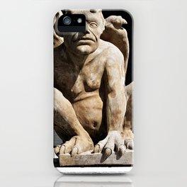 Porch Guardian iPhone Case