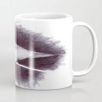 birdy Mugs featuring Birdy by CarlyK473