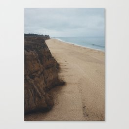 Ocean Cliffs Canvas Print