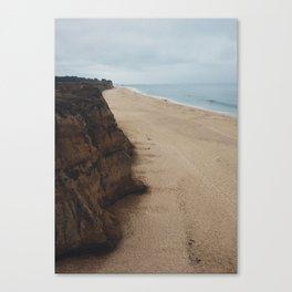 Ocean Cliffs Canvas Print