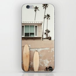 San Diego Surfing iPhone Skin