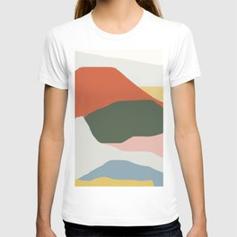 Mountains of Colors T-shirt