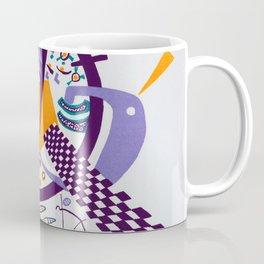 Wassily Kandinsky Small Worlds IV Coffee Mug