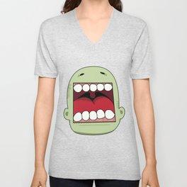 Loud Mouth Unisex V-Neck
