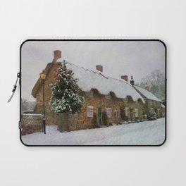 Winter's Gone By. Laptop Sleeve