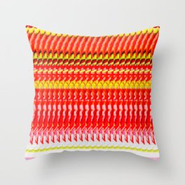 Chili Pepper Indonesia Throw Pillow