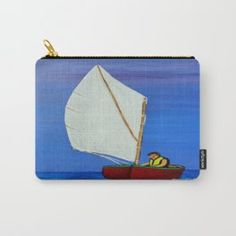 Little sailboat Carry-All Pouch