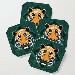 Tiger's day Coaster