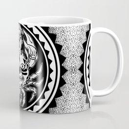 THE CRAB GOD (MOCHICA) Coffee Mug