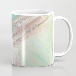 Mineralogy 1: Green Calcite Coffee Mug