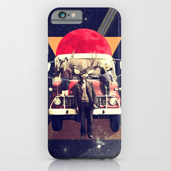 El Camion iPhone & iPod Case