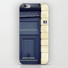 four iPhone Skin