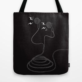"""""""Two-headed monster"""" Tote Bag"""