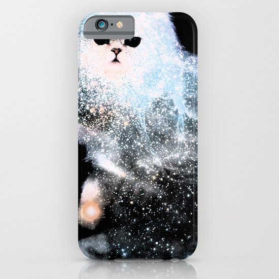 Celestial Cats - The Persian and the Ashes of the First Stars iPhone & iPod Case