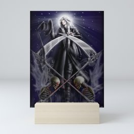 Saint Undertaker Mini Art Print