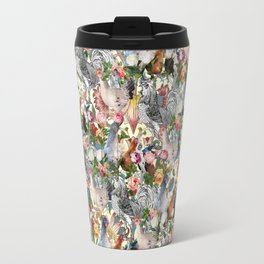 Julia's Chickens Travel Mug