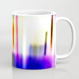 Damaged Polaroid Film Coffee Mug
