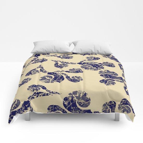 Pattern 89 Comforters