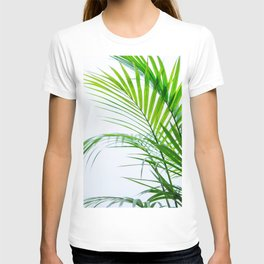 Palm leaves paradise T-shirt